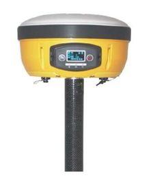 Çin G9 GNSS 372 kanalları E-survey yazılımı ile RTK alıcı GPS / Glonass / Beidou sinyallerini alır Distribütör